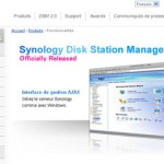 Synology annonce Disk Station Manager 2.1 Beta