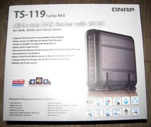 boite-qnap-ts-119