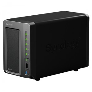 [Test] Nas Synology DS710 +