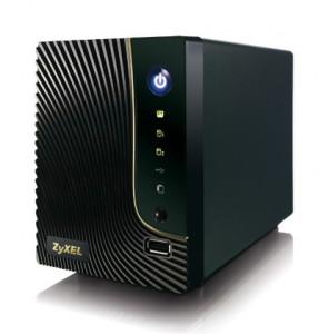 NSA-320 de ZyXEL : le NAS multimédia des particuliers
