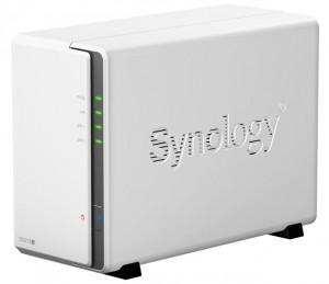 DS213J, le nouveau nas entrée de gamme de Synology