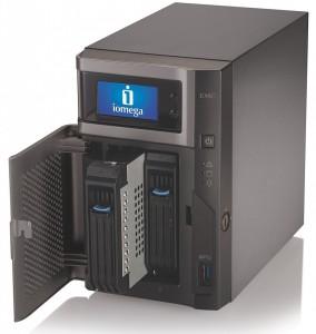 Test du Nas Iomega StorCenter PX2-300D