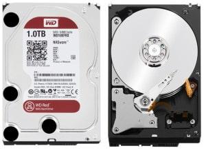 Des disques durs Seagate pour les NAS